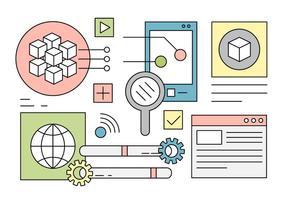 Elementos Desenvolvimento aplicação móvel gratuita