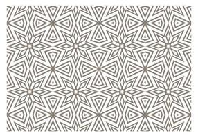 Vector padrão islâmico