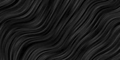 textura cinza com curvas. vetor