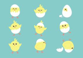 Pintainho de Easter Ícones bonitos