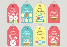 Tag bonito de Easter
