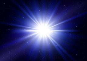 supernova Explosão vetor