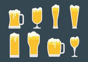 Livre Cerveja Icons Vector