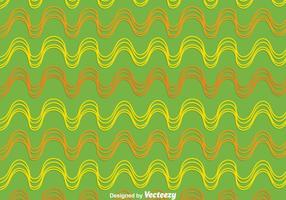 Copacabana verde Vector Pattern
