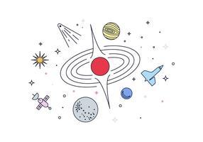 Vector livre Supernova