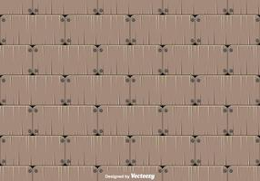 Textura de madeira - padrão sem emenda vetor