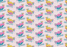 Vetor dodo bonito