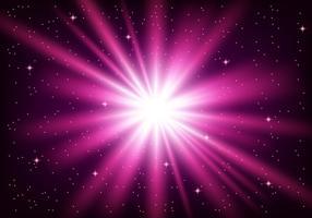 Explosão de Supernova vetor