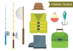 Ícones de vetor de pesca