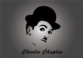 Charlie chaplin vetor