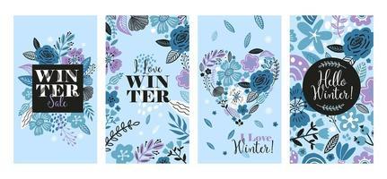 banners florais para redes sociais