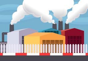 Poluição do ar vetor