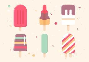 Ícones gratuitos de ícones de vetores de design plano