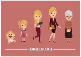 Vector Lifecycle Feminino Livre