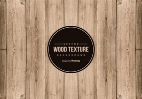 Fundo da textura do vetor de madeira