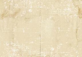 Textura velha do papel do vintage do Grunge vetor
