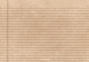 Fundo de papel velho da nota de Grunge Sujo vetor