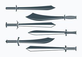 Coleção de cavalaria vetor