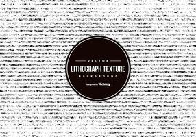 Fundo de textura de estilo litografia vetor