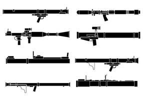 Ícones do vetor Rpg