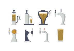 Vetores temáticos de cerveja