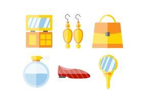 Vetores de moda proeminentes gratuitos