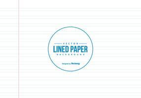 Papel de fundo de papel com dobra em dois lados vetor
