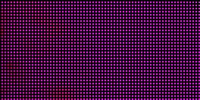 padrão rosa com círculos.