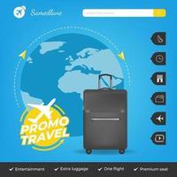 modelo de promoção de viagens para reserva online