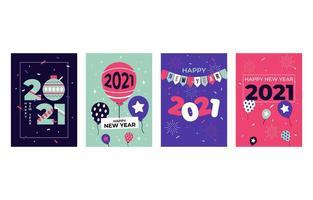 saudação de ano novo 2021