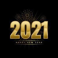 ano novo de ouro 2021