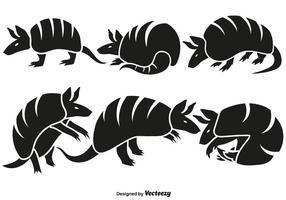 Conjunto de vetores de ícones de tatuagem