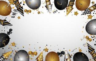 fundo de celebração de ano novo