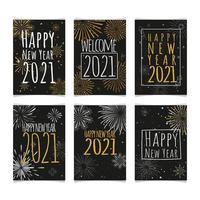 fogos de artifício cartões 2021