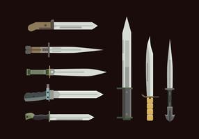 Vector de baioneta