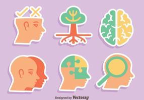 Psicólogo Elemento Vector