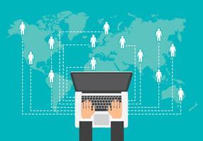 Referências Ícones de localização de negócios