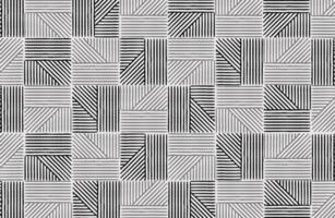 padrão sem emenda de linhas abstratas vetor