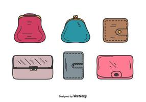 Conjunto de vetores de carteira