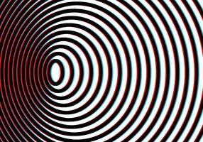 fundo da ilusão de arte da vertigem vetor