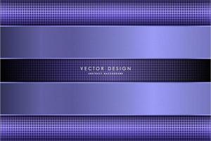 fundo metálico violeta moderno vetor