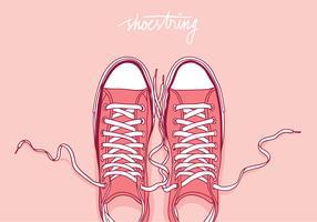 vetor livre de sapatos