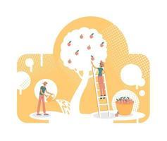 cultivando sua própria macieira