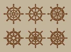 Vector da Roda dos Navios