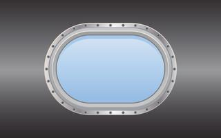 Cavalete lateral de metal submarino para subaquática vetor