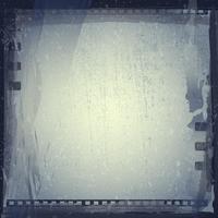Negativo da foto do vintage vetor