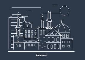 design vetorial dmascus vetor