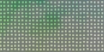 modelo verde claro com retângulos. vetor