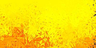 fundo amarelo claro com formas poligonais.