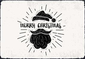 livre mão desenhada elfo chapéu vetor cartão